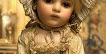 Antique & reproduction dolls - beautiful ones!