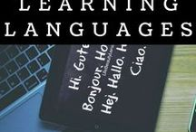 Learning Languages / Life Beauty Lens - All about Learning Languages