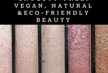 Cruelty-free / Vegan / Natural / Eco-friendly Beauty / All about creating healthier and kinder beauty collection. For both yourself and the planet.