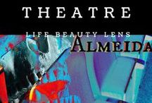 "Theatre / Life Beauty Lens - All About Theatre ""Drama is life with the dull bits cut out"" - Hitchcock"