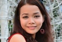 Single Asian Ladies on IDateAsia.com / Meet different kinds of Asian girls and ladies here on IDateAsia.com. / by IDateAsia Cupid