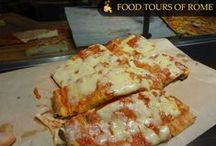 Food Tours in Rome / This is the food served on our tours! http://www.foodtoursofrome.com