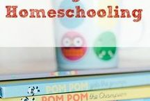 Homeschooling Ideas and Resources / Inspiration, motivation, and fun items for homeschooling families! From rainy-day activities to tips on tough subjects, we've pinned our favorite ideas.