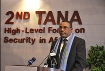 "The 2013 Tana High Level Forum on Security in Africa / The 2013 Tana High Level Forum on Security in Africa was held under the theme of ""Security and Organized Crime in Africa"". Bahir Dar, Ethiopia."