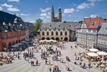 Goslar entdecken / Die Altstadt Goslars wurde aufgrund ihres besonderen Erhaltungszustands mit über 1500 Fachwerkhäusern unterschiedlicher Epochen von der UNESCO 1992 zum Weltkulturerbe erklärt.