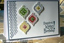 Cards - Mosaic Madness SU / by Joke Driessens - Verberne