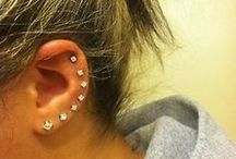Inked and pierced  / Nice tattoos & Piercings