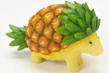 Pineapples! / Just, pineapples. Anything. They're everything.