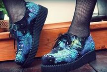 CREEPERS / GOTHIC/LOLITA/COLORS/PLATEAU/EMO/STUDS/WINGS/PASTEL/LEATHER/BLACK/WHITE