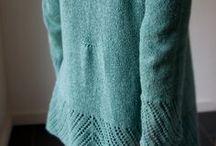 Yarn Arts Annex / Mostly Cardigans, Pullovers and Shawls  / by Marilyn Hotta