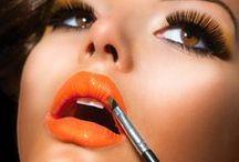 Orange Lips / by Abigale Stuart