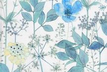 Botanical Beauty / Floral prints