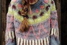 AW 15/16 Icelandic Knitwear