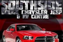 About Southside Dodge / Southside Dodge Chrysler Jeep & RV Centre was founded nearly four decades ago by Bryan Swainson. Based in Red Deer, Southside Dodge Chrysler Jeep & RV Centre has continued to expand as it now serves all of the greater Red Deer area with new and used Dodge Chrysler Jeep automobiles. Visit us online at http://www.southsidereddeer.com/