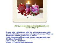 Talleres Velas Tierra de Alba / Talleres velas en Zamora