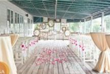 Ceremony on the Covered Deck
