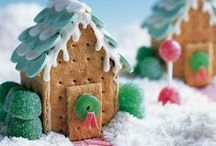 *Ginger Bread Ideas* / Ideas of what to make with gingerbread dough