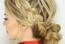 Hair*** / Braids and more braids, French, Dutch ect