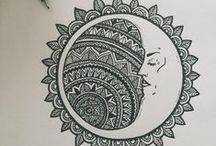 Doodle & Zentangle & Mandala