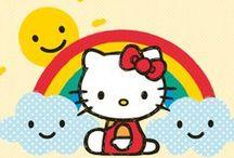 Hello Kitty / Everything Halo Kitty...