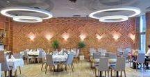 Trattoria Murano Warsaw / Interior of Italian Restaurant