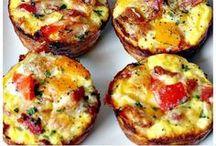 Breakfast Ideas / Breakfast Ideas