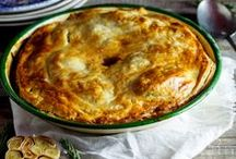 Pies, Glorious PIES!! / Its all about lovely beef & Chicken pies & maybe some more...