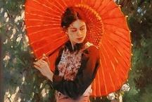 chinese en japanse woman