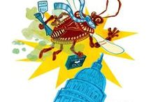 What's all the buzz?  / Pests, bugs, DIY, do-it-yourself, pest control, home, pest info