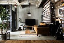 Design d'espace / Décoration / Ambiance / Architecture intérieure, aménagement et décoration diverse / by David Valentin
