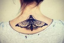 Insect ink / Tattoos featuring insects!