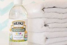 Cleaning Tips & Tricks / Find out some great tips that will get your student room looking spick and span!