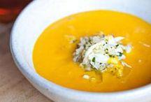 Soups / Barton Seaver's Soup Recipes