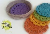 Crochet Detalles / by Stella's House&Art