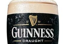 """Irish Beer On Tap / """"Beer makes you feel the way you ought to feel without beer."""" - Henry Lawson"""