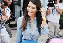 Kim Kardashian: Style Icons