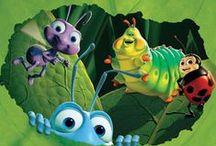 Bugs on screen