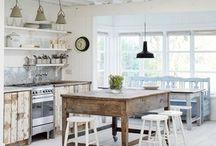 Cocina / Kitchen / Decoración