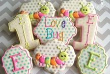 Bug themed parties / Get your inspiration here for all things bug party related!