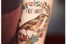 Tatoeages // Tattoos