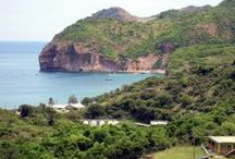 """The Real """"Emerald Isle"""" / Land of my birth - Montserrat - in the Caribbean Sea."""