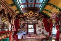 Gypsy Wagon / Colour inspiration