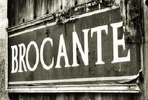 Brocante / Something new