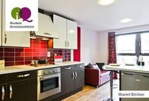 iQ Edinburgh / iQ Student Accommodation have 2 fantastic sites at Edinburgh, iQ Grove and iQ Fountainbridge. Both offer top class student accommodation with excellent locations making it easy to get to both the beautiful city centre of Edinburgh and the local universities.