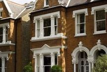 Victorian /  Edwardian Homes / Victorian & Edwardian homes interiors and exteriors