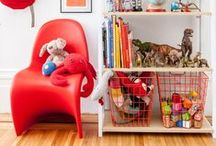 Kids bedrooms / Stylish interiors for childrens' bedrooms