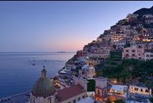 Positano Inspiration / A special place, always at the heart of our collections.