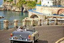 Summer Dreaming / Summer heat and Amalfi style