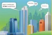 Condomínios & Apartamentos / Administração, decoração, conveniência, varandas, hortas, home office e negócios em condomínios.