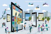 E-commerce & E-services / Notícias, negócios, franquias, vagas, legislação, marketing, listas, meios de pagamento para o segmento do comércio virtual de produtos, serviços e assinaturas.